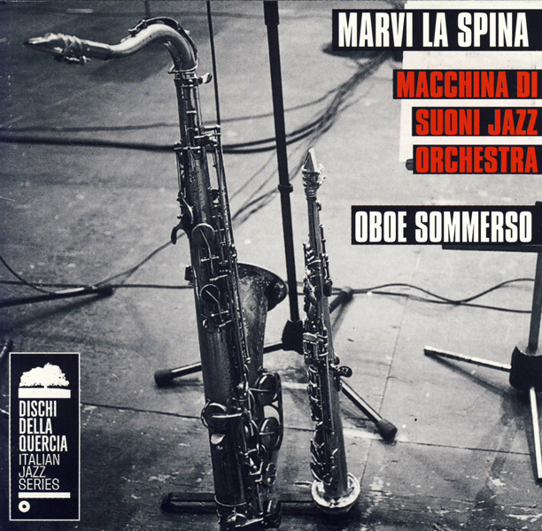 Oboe Sommerso cd cover